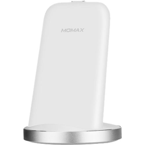 Беспроводное зарядное устройство Momax Q.DOCK2 Fast Wireless Charger (UD5W) белоеСетевые и беспроводные зарядки<br>Удобная и мощная зарядка Momax Q.DOCK2 позволит вам организовать свое рабочее пространство, освободив его от лишних проводов.<br><br>Цвет: Белый<br>Материал: Пластик, резина