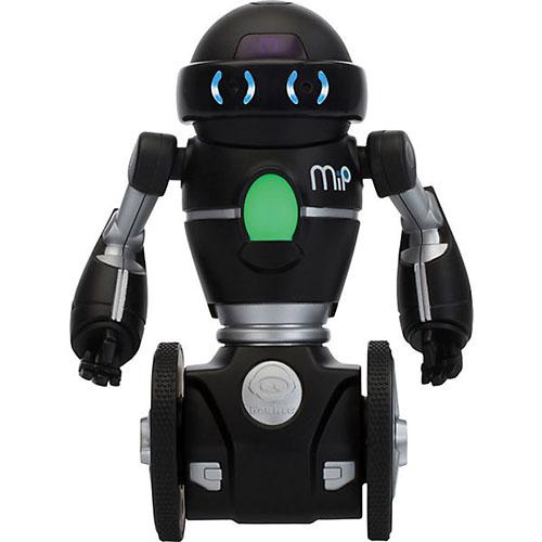Робот WowWee MIP чёрныйРоботы<br>WowWee MIP — это намного больше, чем просто игрушка!<br><br>Цвет товара: Чёрный<br>Материал: Пластик, металл
