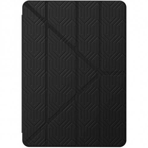 Чехол LAB.C Y-Style Case для iPad Pro 12.9 тёмно-серыйЧехлы для iPad Pro 12.9<br>LAB.C Y-Style Case добавит вашему планшету элегантности и стиля!<br><br>Цвет: Серый<br>Материал: Пластик, полиуретан