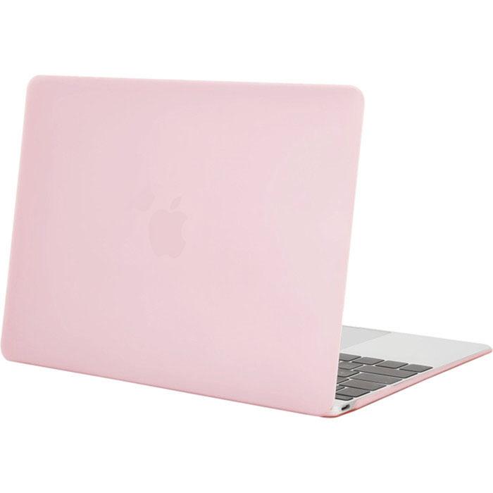 Чехол Crystal Case для MacBook 12 Retina нежно-розовыйMacBook 12<br>Чехол Crystal Case — ультратонкая, лёгкая, полупрозрачная защита для вашего любимого лэптопа.<br><br>Цвет: Розовый<br>Материал: Поликарбонат