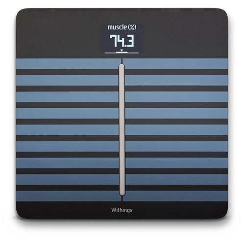 Весы Withings Body Cardio WBS04 BK для iOS/AndroidУмные весы, тонометры<br>Весы Withings Body Cardio для iOS/Android [WBS04] чёрные<br><br>Цвет товара: Чёрный<br>Материал: Металл, стекло