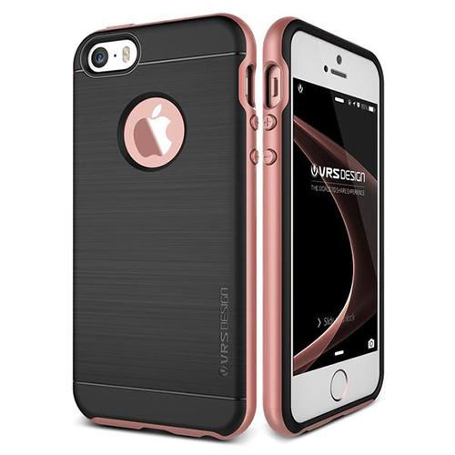 Чехол Verus High Pro Shield для iPhone 5/5S/SE (904498)Чехлы для iPhone 5s/SE<br>Чехол Verus High Pro Shield для iPhone 5/5S/SE розовое золото (904498)<br><br>Цвет товара: Розовое золото<br>Материал: Пластик, резина