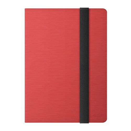 Чехол LAB.C Slim Fit Case для iPad Pro 9.7 красныйЧехлы для iPad Pro 9.7<br>LAB.C Slim Fit Case способен поразить сочетанием функциональности, утончённого стиля и надёжности.<br><br>Цвет товара: Красный<br>Материал: Пластик, текстиль