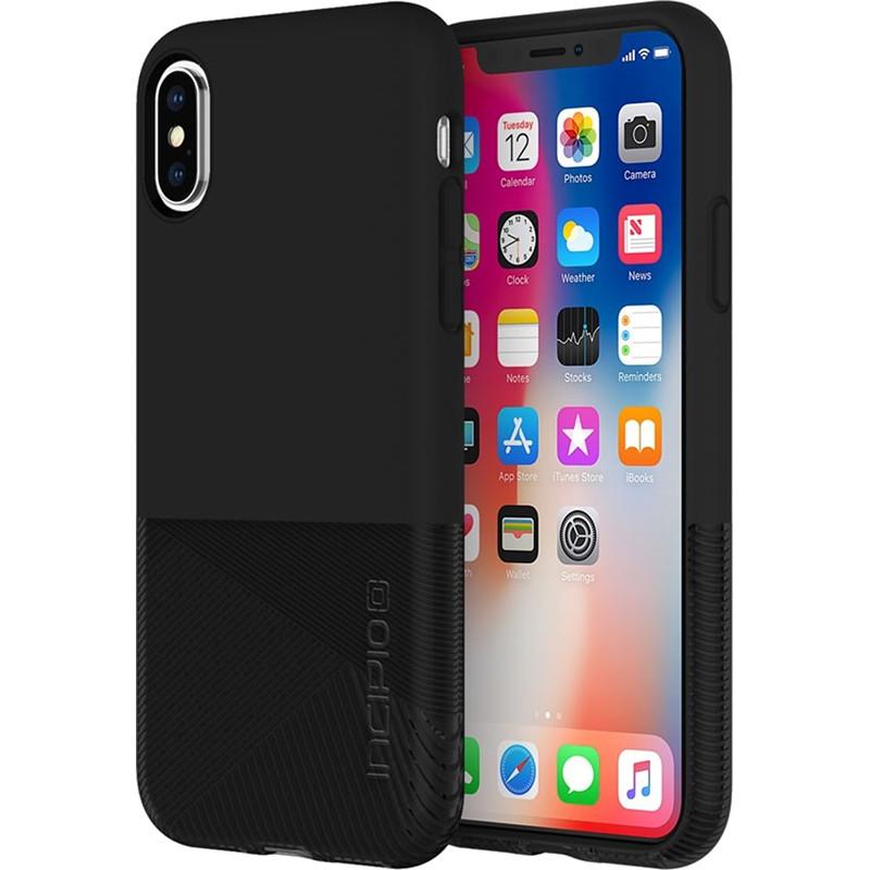 Чехол Incipio NGP Sport для iPhone X чёрныйЧехлы для iPhone X<br>Incipio NGP Sport — это лаконичный и яркий чехол для самых активных пользователей мощного iPhone X.<br><br>Цвет товара: Чёрный<br>Материал: Термопластичный полиуретан