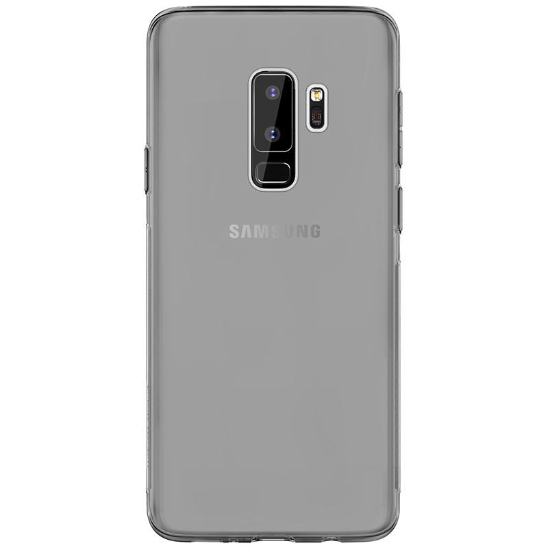 Чехол Uniq Glase для Samsung Galaxy S9 Plus серыйЧехлы для Samsung Galaxy S9/S9 Plus<br>Чехол Uniq Glase для Samsung Galaxy S9 Plus отличное решение для стильных минималистов.<br><br>Цвет: Серый<br>Материал: Термопластичный полиуретан