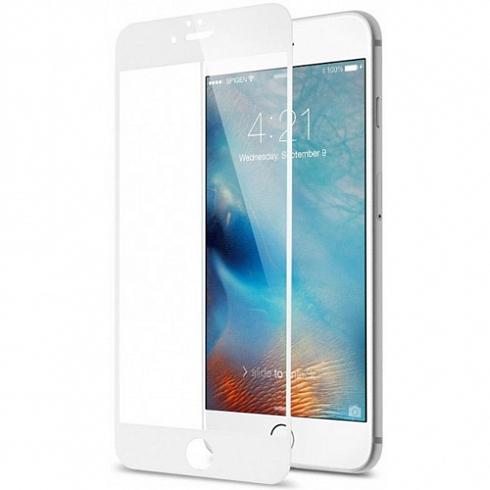 Защитное стекло HARDIZ 3D Cover Premium Glass для iPhone 8 Plus, 7 Plus белоеСтекла/Пленки на смартфоны<br>Стекло HARDIZ 3D Cover Premium Glass создано, чтобы уберечь сенсорный дисплей вашего смартфона от повреждений.<br><br>Цвет товара: Белый<br>Материал: Стекло; олеофобное покрытие, антибликовое покрытие<br>Модификация: iPhone 5.5