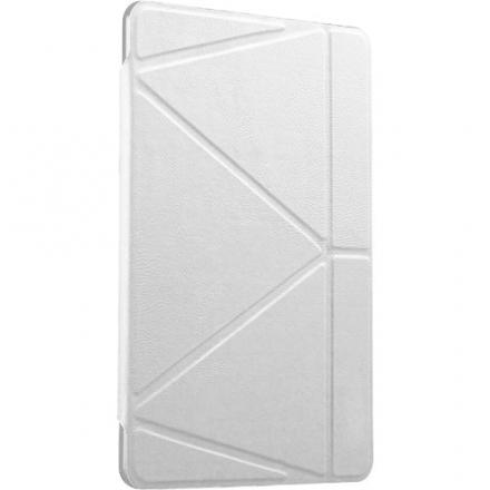 Чехол кожаный Gurdini Flip Cover для iPad Pro (9,7) белыйЧехлы для iPad Pro 9.7<br>Чехол книжка iPad Pro 97 Gurdini Lights Series белый<br><br>Цвет товара: Белый<br>Материал: Эко-кожа, поликарбонат