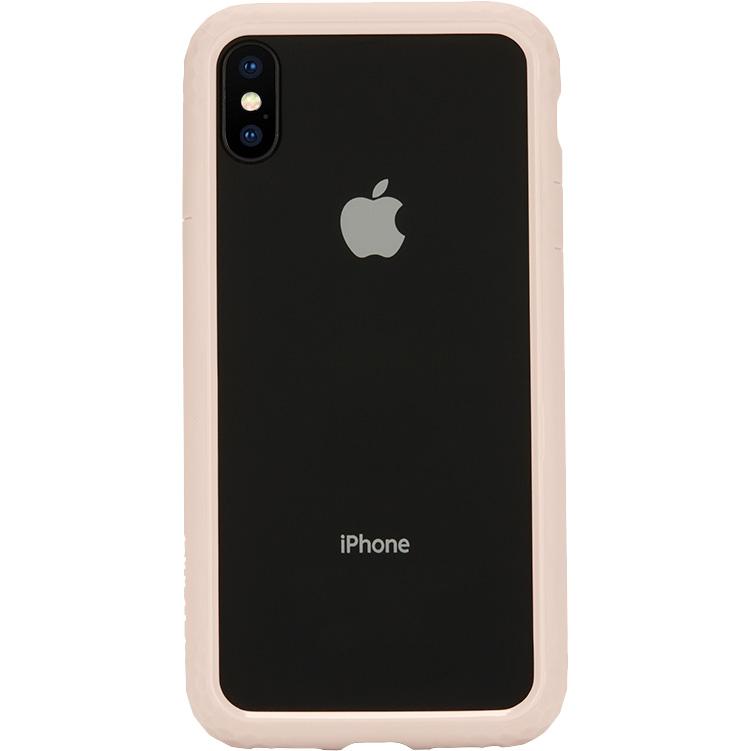 Чехол Incase Frame Case для iPhone X розовое золотоЧехлы для iPhone X<br>Прочный текстурный чехол-бампер с амортизирующими свойствами Incase Frame Case отлично защищает ваш смартфон как от мелких царапин и сколов, так и...<br><br>Цвет товара: Розовое золото<br>Материал: Термопластичный полиуретан, поликарбонат