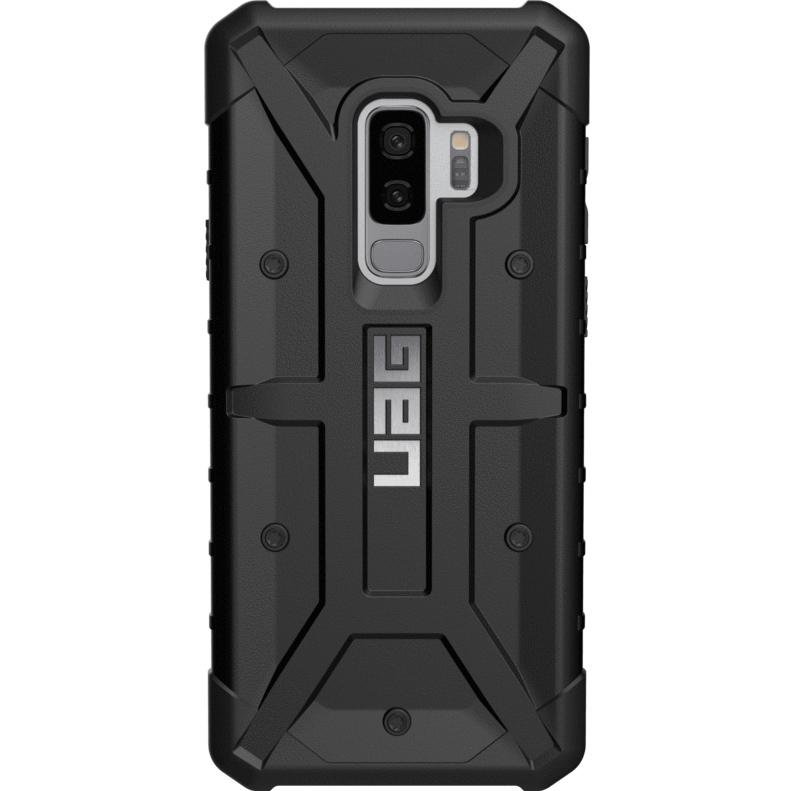 Чехол UAG Pathfinder Series Case для Samsung Galaxy S9+ чёрныйЧехлы для Samsung Galaxy S9/S9 Plus<br>UAG Pathfinder Series Case убережет ваш смартфон от различных повреждений!<br><br>Цвет: Чёрный<br>Материал: Поликарбонат, термопластичный полиуретан