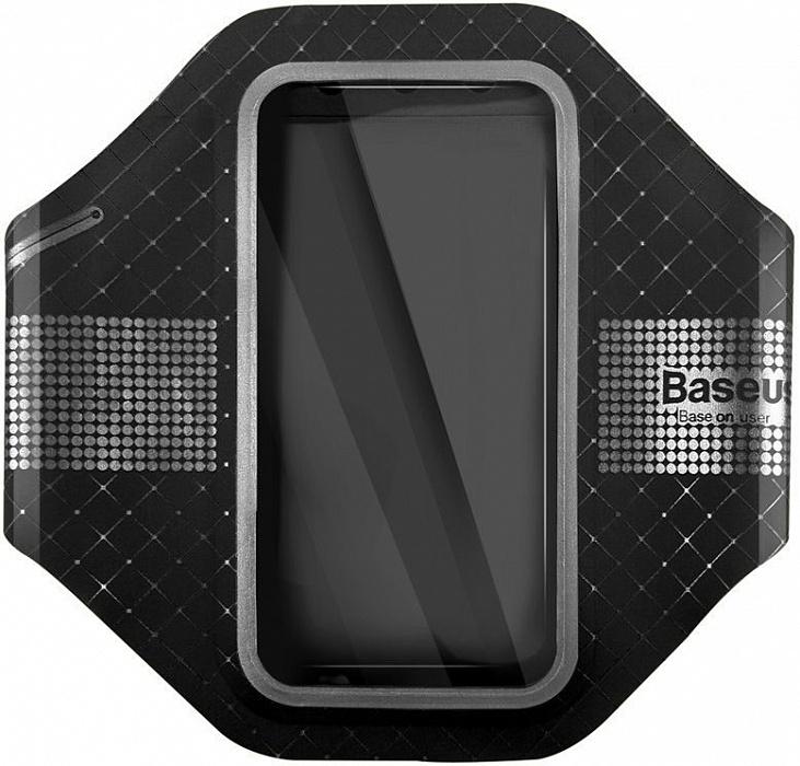 Чехол Baseus Ultra-thin Sports Armband для смартфонов 4.7 чёрныйЧехлы для Nokia Lumia<br>С Baseus Ultra-thin Sports Armband вы можете не беспокоиться за свой смартфон!<br><br>Цвет товара: Чёрный<br>Материал: Водостойкий неопрен, полиуретан