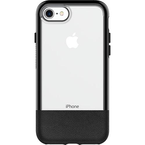 Чехол OtterBox Statement Series для iPhone 7 чёрныйЧехлы для iPhone 7<br>Надёжный и стильный чехол из натуральной кожи OtterBox Statement Series для iPhone 7.<br><br>Цвет товара: Чёрный<br>Материал: Натуральная кожа, поликарбонат