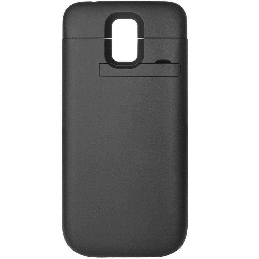 Чехол-аккумулятор DF sBattery-14 для Samsung Galaxy S5 чёрныйЧехлы для Samsung Galaxy S5<br>DF sBattery способен несколько раз полностью зарядить ваш смартфон.<br><br>Цвет товара: Чёрный<br>Материал: Поликарбонат