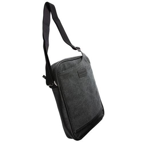 Сумка Krusell Uppsala для MacBook 12 Retina (KS-71231) чёрнаяСумки для ноутбуков<br>Krusell Uppsala станет верным спутником активного, делового человека.<br><br>Цвет товара: Чёрный<br>Материал: Искусственная кожа, текстиль