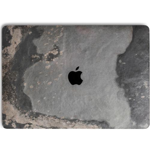 Минеральная накладка Relic Form Mineral Cover для MacBook Pro 13 Retina (Black)Чехлы для MacBook Pro 13 Retina<br>Минеральная накладка Relic Form — покрытие из настоящего природного камня для вашего MacBook!<br><br>Цвет товара: Чёрный<br>Материал: Сланцевый камень