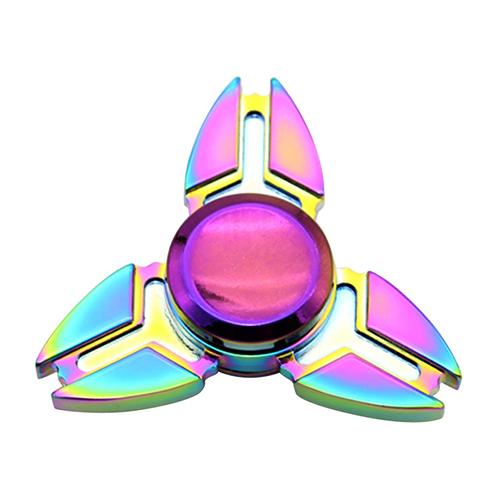 Спиннер Fidget Glory Rainbow Series Клыки SP4542Игрушки-антистресс<br>Благодаря покрытию «хамелеон» спиннер Fidget Glory захватывает внимание с первой секунды!<br><br>Цвет товара: Разноцветный<br>Материал: Металл