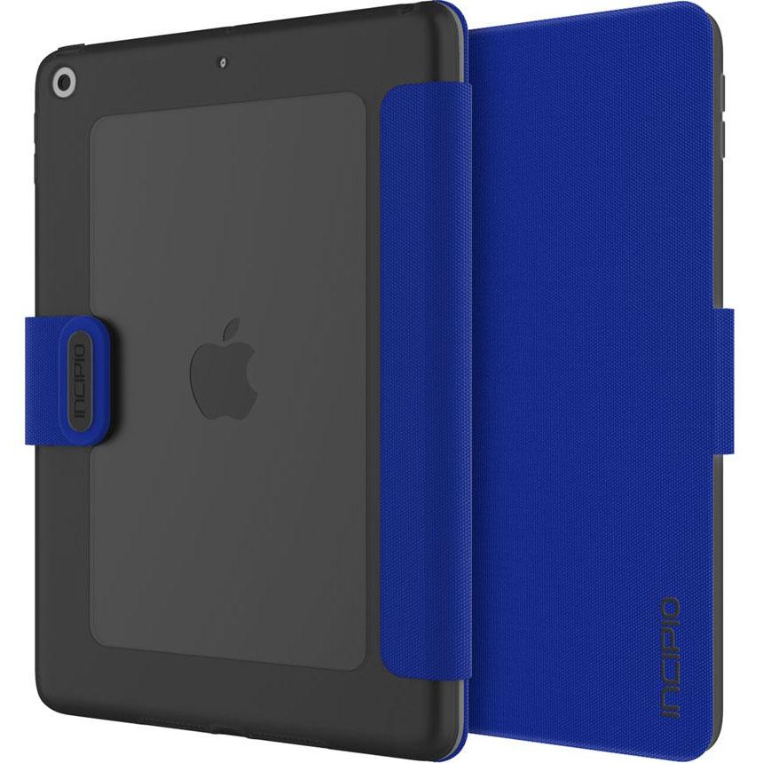 Чехол Incipio Clarion для iPad (2017) синийЧехлы для iPad (2017)<br>Incipio Clarion — отличная пара для вашего планшета!<br><br>Цвет товара: Синий<br>Материал: Полиуретан, пластик