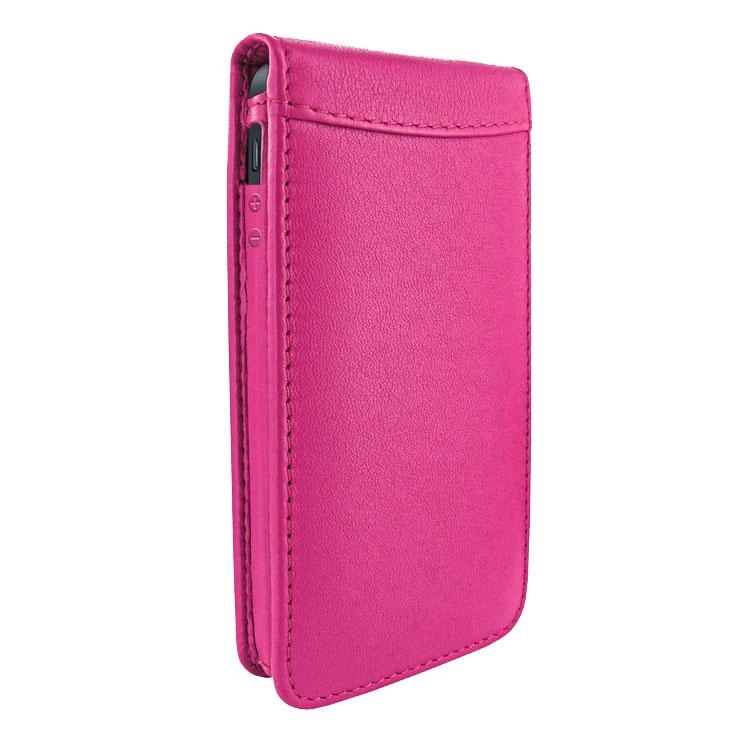 Чехол Piel Frama Magnetic для iPhone 5 розовыйЧехлы для iPhone 5s/SE<br>Piel Frama Magnetic — роскошь, достойная короля и его королевы!<br><br>Цвет товара: Розовый<br>Материал: Кожа, пластик, текстиль