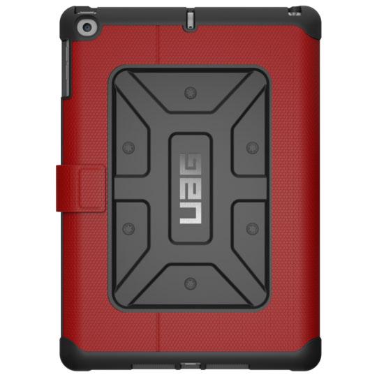 Чехол UAG Metropolis Case для iPad (2017) красныйЧехлы для iPad 9.7 (2017)<br>UAG Metropolis Case обладает отличной надежностью и долговечностью!<br><br>Цвет товара: Красный<br>Материал: Композитный пластик, силикон