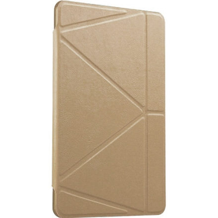 """Чехол кожаный Gurdini Flip Cover для iPad Pro (9,7"""") золотистый от iCases"""