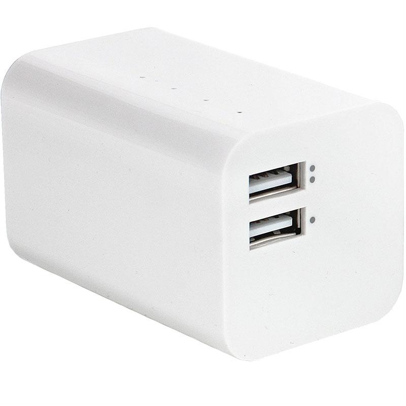 Внешний аккумулятор Eton Power Bank BoostBloc 6600 мАч белыйДополнительные и внешние аккумуляторы<br>Eton Power Bank BoostBloc — мощный и компактный внешний аккумулятор.<br><br>Цвет товара: Белый<br>Материал: Пластик