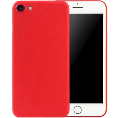 Чехол Memumi Ultra Slim 0.3 для iPhone 7 красныйЧехлы для iPhone 7<br>Memumi Ultra Slim 0.3 — один из самых тонких, надёжных и привлекательных чехлов для вашего любимого смартфона!<br><br>Цвет товара: Красный<br>Материал: Пластик