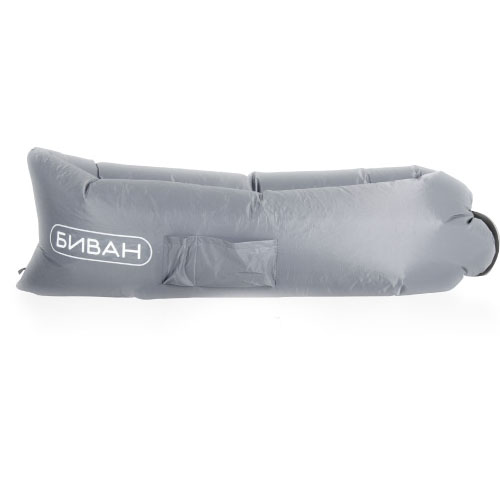 Надувной диван Биван серый. Производитель: Биван, артикул: 76443