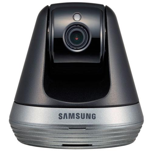 Wi-Fi видеоняня Samsung SmartCam SNH-V6410PN чёрнаяСистемы видеонаблюдения и безопасности<br>Wi-Fi видеоняня Samsung SmartCam SNH-V6410PN<br><br>Цвет товара: Чёрный<br>Материал: Металл, пластик