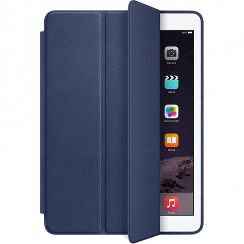 Чехол YablukCase для iPad Pro 12.9 (2017) синийЧехлы для iPad Pro 12.9<br>Надежный чехол YablukCase — это стильное дополнение к вашему iPad Pro 12.9 (2017).<br><br>Цвет товара: Синий<br>Материал: Эко-кожа, пластик