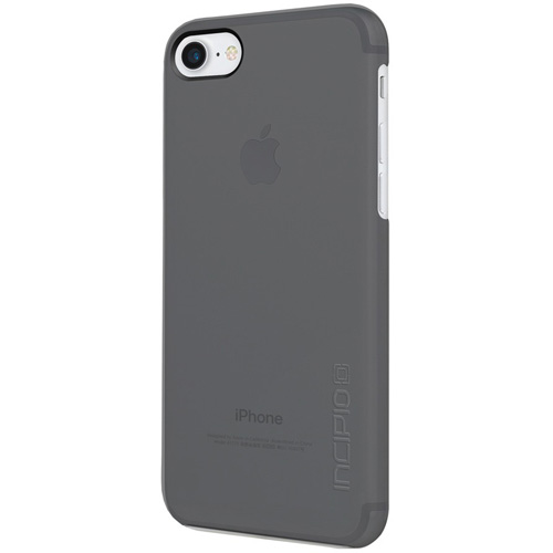 Чехол Incipio Feather Pure для iPhone 7 прозрачный серыйЧехлы для iPhone 7<br>Incipio Feather Pure — стильный и надёжный чехол для вашего любимого iPhone 7.<br><br>Цвет товара: Серый<br>Материал: Поликарбонат