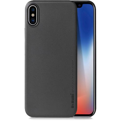 Чехол Memumi Ultra Slim 0.3 для iPhone X чёрныйЧехлы для iPhone X<br>Memumi Ultra Slim 0.3 — один из самых тонких, надёжных и привлекательных чехлов для вашего любимого смартфона!<br><br>Цвет товара: Чёрный<br>Материал: Пластик