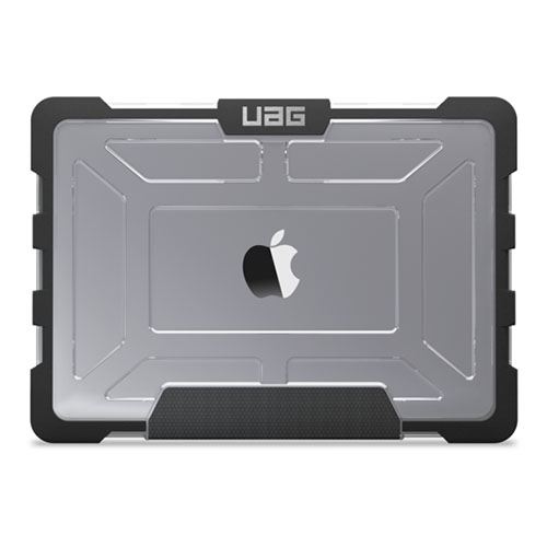 "Чехол UAG Composite Case для MacBook 12"" Retina прозрачный Ice"