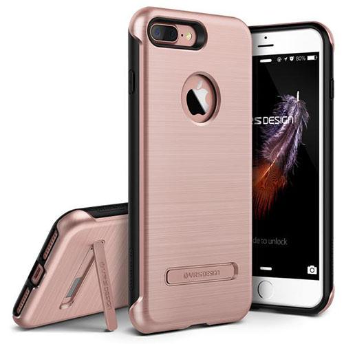 Чехол Verus Duo Guard для iPhone 7 Plus (Айфон 7 Плюс) розовое золото (VRIP7P-DGDRG)Чехлы для iPhone 7 Plus<br>Чехол Verus для iPhone 7 Plus Duo Guard, розовое золото (904652)<br><br>Цвет товара: Розовое золото<br>Материал: Полкикарбонат, полиуретан