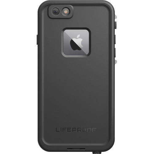 Чехол Lifeproof Fre для iPhone 6/6s чёрныйЧехлы для iPhone 6/6s<br>Чехол Lifeproof Fre для iPhone 6/6S черный<br><br>Материал: Пластик