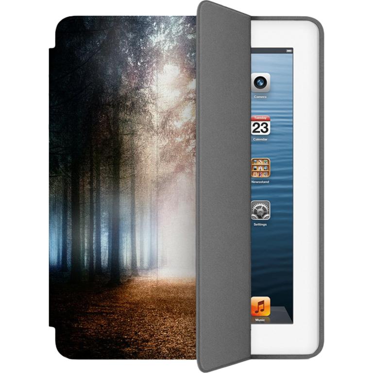 Чехол Muse Smart Case для iPad 2/3/4 ЛесЧехлы для iPad 1/2/3/4 (2010-2013)<br>Чехлы Muse — это индивидуальность, насыщенность красок, ультрасовременные принты и надёжность.<br><br>Цвет товара: Разноцветный<br>Материал: Поликарбонат, полиуретановая кожа
