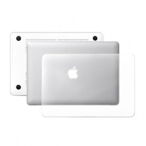 """Чехол Lab.C Matt Clear Hard Case для MacBook 11"""" матовый прозрачный"""