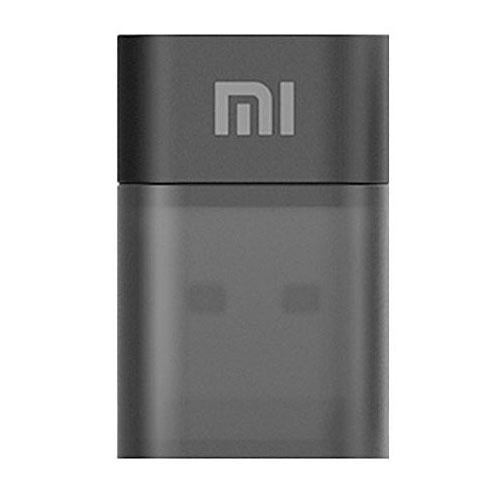Wi-Fi адаптер Xiaomi Mi Wi-Fi USB чёрныйБеспроводное оборудование<br>Xiaomi Mi Wi-Fi USB - инновационный Wi-Fi адаптер от Xiaomi.<br><br>Цвет товара: Чёрный<br>Материал: Пластик, металл