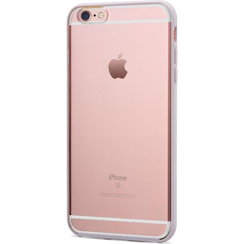 Чехол Incase Pop Case для iPhone 6/6s PlusЧехлы для iPhone 6s PLUS<br>Чехол Incase Pop Case для iPhone 6/6s Plus Прозрачный/Фиолетовый<br><br>Цвет товара: Розовый<br>Материал: Поликарбонат, полиуретан