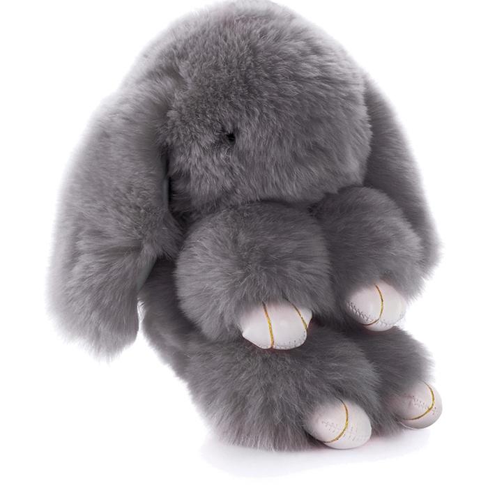 Внешний аккумулятор Suyu Rabbit Rex PowerBank 7200 мАч серыйДополнительные и внешние аккумуляторы<br>Suyu Rabbit Rex PowerBank - самый милый и необычный внешний аккумулятор!<br><br>Цвет товара: Серый<br>Материал: Искусственный мех, текстиль, пластик