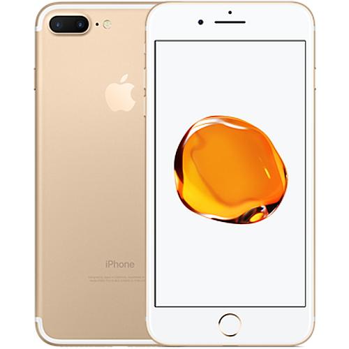 Apple iPhone 7 Plus - 128 Гб золотой (Айфон 7 Плюс)Apple iPhone 7/7 Plus<br>Новинка 2016 года — Apple iPhone 7 и 7 Plus — свежий взгляд, новые возможности!<br><br>Цвет товара: Золотой<br>Материал: Металл<br>Цвета корпуса: золотой<br>Модификация: 128 Гб