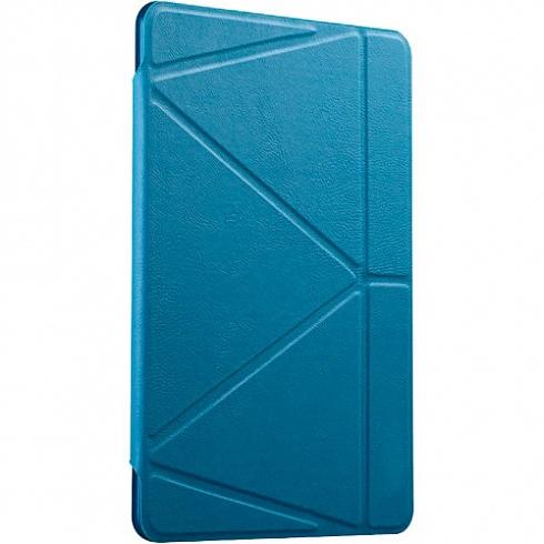 Чехол Gurdini Flip Cover для iPad mini 4 голубойЧехлы для iPad mini 4<br>Чехол Gurdini для iPad mini 4 голубой<br><br>Цвет товара: Голубой<br>Материал: Искусственная кожа, пластик