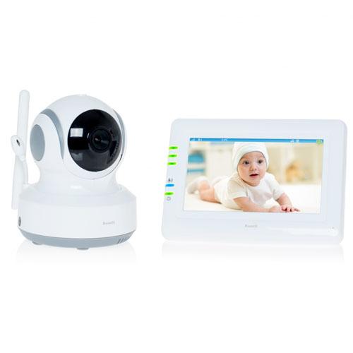 Видеоняня Ramili Baby RV900Системы видеонаблюдения и безопасности<br>Видеоняня Ramili Baby RV900<br><br>Цвет товара: Белый<br>Материал: Пластик