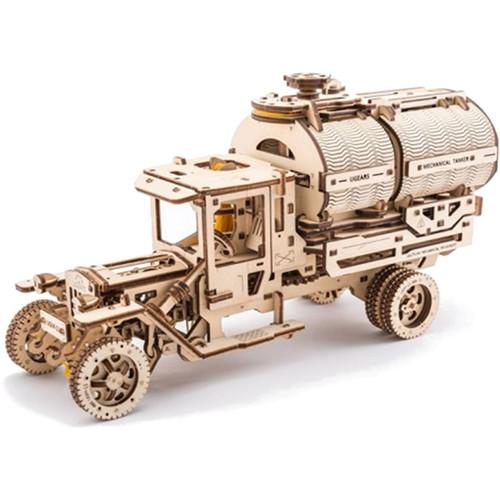 3D-пазл Ugears Автоцистерна3D пазлы и конструкторы<br>3D-пазлы от компании UGears — это модели удивительной красоты и функциональности.<br><br>Цвет товара: Бежевый<br>Материал: фанера (ФК)