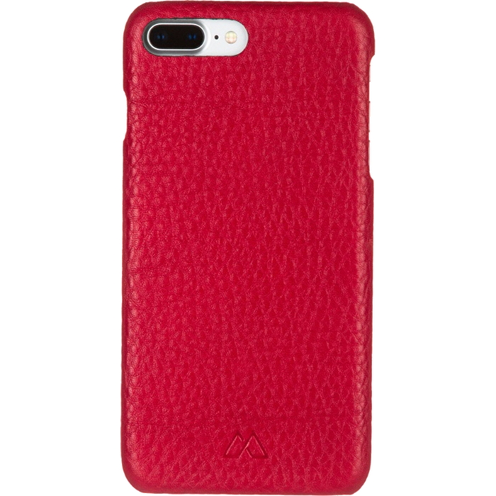 Чехол Moodz Floter leather Hard для для iPhone 7 Plus (Айфон 7 Плюс) Rossa красный