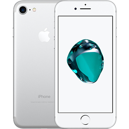 Apple iPhone 7 - 128 Гб серебристый (Айфон 7)Apple iPhone 7/7 Plus<br>Новинка 2016 года — Apple iPhone 7 и 7 Plus — свежий взгляд, новые возможности!<br><br>Цвет товара: Серебристый<br>Материал: Металл<br>Цвета корпуса: серебристый<br>Модификация: 128 Гб