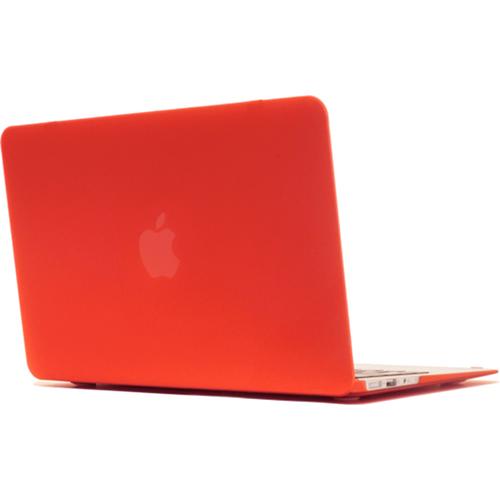 Чехол Crystal Case для MacBook Air 13 КрасныйMacBook<br>Чехол Crystal Case — ультратонкая, лёгкая, полупрозрачная защита для вашего любимого лэптопа. Чехол-крышка создан для тех, кто предпочитает мини...<br><br>Цвет: Красный<br>Материал: Поликарбонат