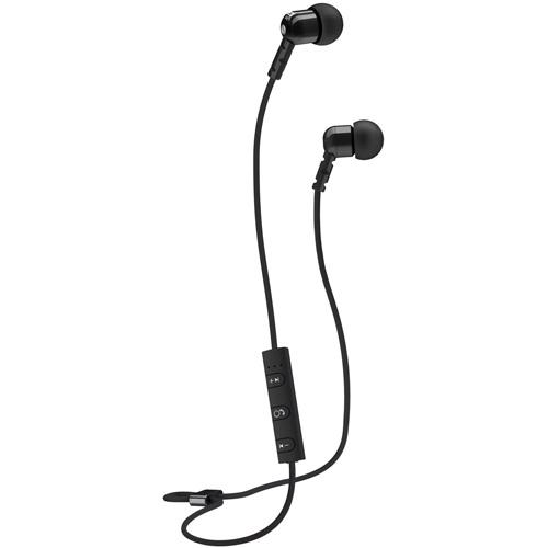 Беспроводные наушники MEE Audio M9B (EP-M9B-BK-MEE)Внутриканальные наушники<br>Комфортные и стильные MEE Audio M9B позволят вам погрузиться в мир любимой музыки!<br><br>Цвет товара: Чёрный<br>Материал: Пластик, силикон