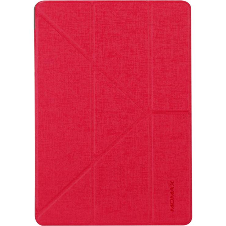 Чехол Momax Flip Cover для iPad Pro 12.9 красныйЧехлы для iPad Pro 12.9<br>Надёжный и стильный чехол  Momax Flip Cover — отличная пара для вашего iPad Pro.<br><br>Цвет товара: Красный<br>Материал: Эко-кожа, поликарбонат
