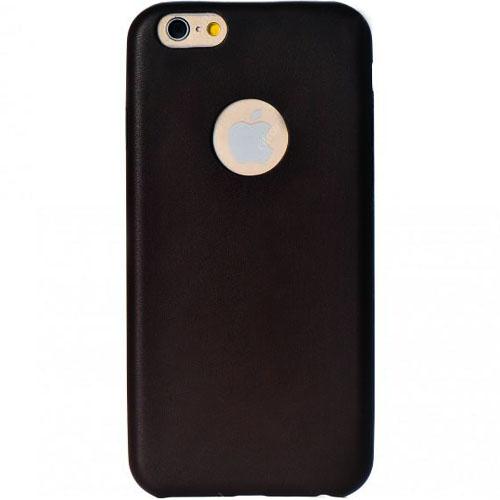 Чехол Vorson Slim Series для iPhone 6 чёрныйЧехлы для iPhone 6/6s<br>Вы даже не заметите, что ваш смартфон облачён в Vorson Slim Series.<br><br>Цвет товара: Чёрный<br>Материал: Пластик, кожа