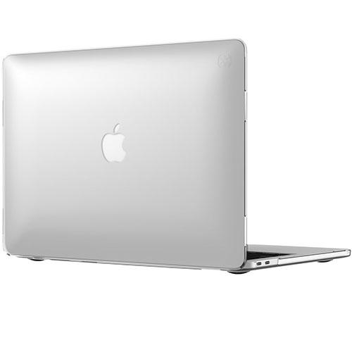 Чехол Speck SmartShell Case для MacBook Pro 13 Touch Bar (new 2016) прозрачныйЧехлы для MacBook Pro 13 Touch Bar<br>Speck SmartShell Case защитит ноутбук от царапин и более серьёзных повреждений.<br><br>Цвет товара: Прозрачный<br>Материал: Поликабонат