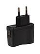Сетевое зарядное устройство SmartBuy® NOVA (SBP-1170)/100 черныйСетевые зарядки<br>Сетевой адаптер SmartBuy черный 2,1А<br>